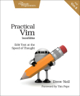 Practical VIM: Edit Text at the Speed of Thought Cover Image