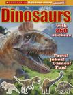 Scholastic Discover More: Dinosaurs Stickerbook Cover Image