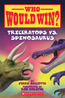 Triceratops vs. Spinosaurus (Who Would Win?) Cover Image