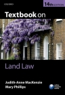Textbook on Land Law Cover Image