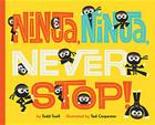 Ninja, Ninja, Never Stop! Cover Image