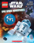 Epic Space Adventures (LEGO Star Wars: Activity Book with Minifigure) Cover Image