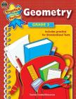 Geometry Grade 3 (Practice Makes Perfect (Teacher Created Materials)) Cover Image