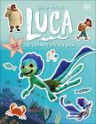 Disney Pixar Luca Ultimate Sticker Book Cover Image