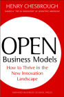 Open Business Models: How to Thrive in the New Innovation Landscape Cover Image