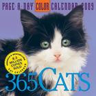 365 Cats Page-A-Day Calendar 2009 Cover Image