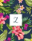 Z: Tropical Floral, 150 Pages, 8
