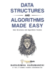 Data Structures and Algorithms Made Easy: Data Structures and Algorithmic Puzzles Cover Image