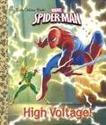 High Voltage! (Marvel: Spider-Man) (Little Golden Book) Cover Image