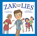 Zak and His Little Lies Cover Image