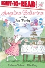 Angelina Ballerina and the Tea Party Cover Image