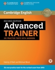 Advanced Trainer, Six Practice Tests with Answers with Audio Cover Image