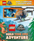 LEGO Jurassic World Build Your Own Adventure: with minifigure and exclusive model (LEGO Build Your Own Adventure) Cover Image