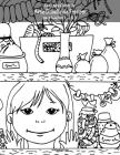 Livro para Colorir de Arte Doodle de Frenesi para Adultos 1, 2 & 3 Cover Image