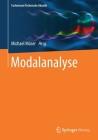 Modalanalyse (Fachwissen Technische Akustik) Cover Image