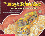 The Magic School Bus Inside the Human Body (Magic School Bus (Pb)) Cover Image