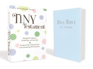 Tiny Testament Bible-NIV Cover Image