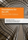 Foundations for the Lpc (Legal Practice Course Manuals) Cover Image
