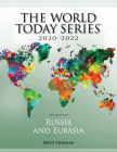 Russia and Eurasia 2020-2022 (World Today (Stryker)) Cover Image