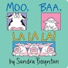 Moo, Baa, La La La!: Lap Edition Cover Image
