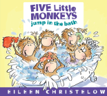 Five Little Monkeys Jump in the Bath (A Five Little Monkeys Story) Cover Image