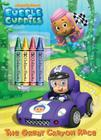 The Great Crayon Race (Bubble Guppies) Cover Image