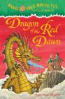Magic Tree House #37: Dragon of the Red Dawn Cover Image