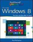 Teach Yourself Visually Windows 8 Cover Image