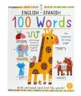 Slide and Seek: 100 Words English-Spanish (iSeek) Cover Image