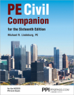 PPI PE Civil Companion for the Sixteenth Edition – A Supportive Resource Guide for the NCEES PE Civil Exam Cover Image