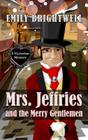Mrs. Jeffries and the Merry Gentlemen: A Victorian Mystery (Victorian Mysteries (Wheeler)) Cover Image