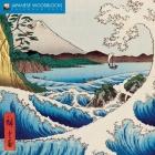 Japanese Woodblocks Wall Calendar 2022 (Art Calendar) Cover Image