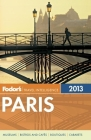 Fodor's Paris 2013 Cover Image