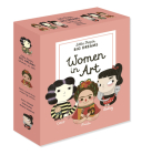 Little People, BIG DREAMS: Women in Art: 3 books from the best-selling series! Coco Chanel - Frida Kahlo - Audrey Hepburn Cover Image