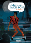 Michael Jackson in Comics! (NBM Comics Biographies) Cover Image