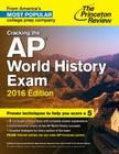 Cracking the AP World History Exam Cover Image