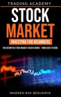 Stock Market Investing for beginners: The Definitive Stock Market Crash Course - From Zero to Hero. Cover Image