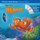 Finding Nemo Read-Along Storybook and CD Cover Image