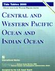 Central and Western Pacific Ocean and Indian Ocean (Tide Tables: Central & Western Pacific Ocean & Indian Ocean #2000) Cover Image