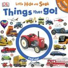 Little Hide and Seek: Things That Go Cover Image
