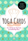 Yoga Cards: 60 Yoga Cards For Balance and Relaxation Anywhere, Anytime Cover Image