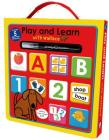 Play and Learn with Wallace: Workbook Box Set: Includes 5 Wipe-Clean Books Cover Image