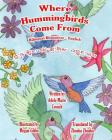 Where Hummingbirds Come From Bilingual Bhutanese English Cover Image