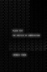 Plain Text: The Poetics of Computation Cover Image