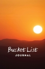 Bucket List Journal: Record & Write Your Travel Adventure Trip, Book, Gift For Couples, Women, Men, Teens, For Camping, Summer Vacation, Na Cover Image