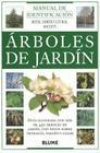 Arboles de Jardin: Manual de Identificacion = Garden Trees Cover Image