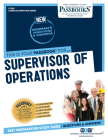 Supervisor of Operations (Career Examination) Cover Image