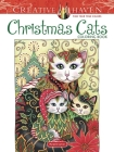 Creative Haven Christmas Cats Coloring Book (Creative Haven Coloring Books) Cover Image
