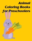 Animal Coloring Books For Preschoolers: christmas coloring book adult for relaxation Cover Image