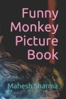Funny Monkey Picture Book Cover Image